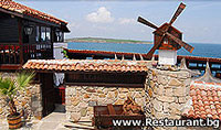 "Restaurant ""THE WINDMILL"" Sozopol"