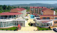"Hotel-Restaurant ""SUN CITY"" All Inclusive"