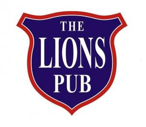 "Bar & Food ""THE LIONS PUB"" 2014"