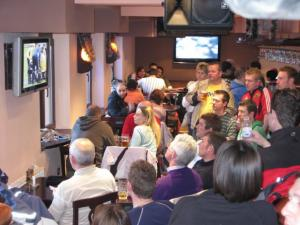 THE LIONS PUB Sport Events