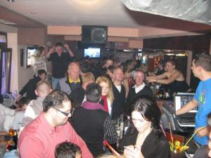Party at THE LIONS PUB Bansko