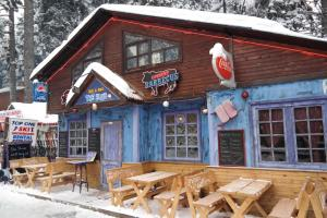 THE BLUE restaurant Borovets