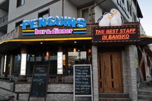 THE PENGUINS Bansko