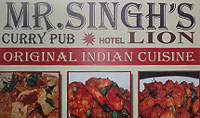 "Indian Restaurant & Curry Pub ""MR. SINGHs"" Bansko"
