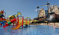 "Aquapark-Restaurant ""PIRATES of the CARIBBEAN"" Sunny Beach"