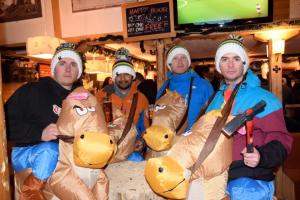Party with Friends at The BJs Bar Borovets