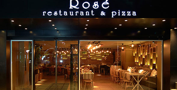 """ROSÉ"" Restaurant & Pizza"