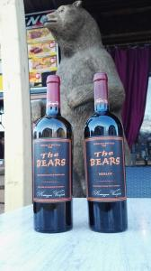 Special Wine THE BEARS