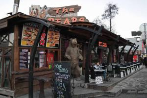 THE BEARS Bansko