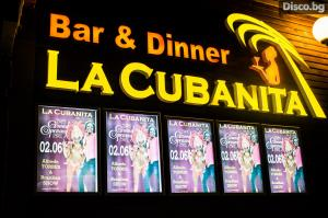 Grand Opening LA CUBANITA EN EL MAR Summer 2018
