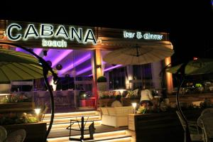 CABANA by Night