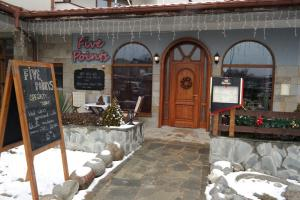 Restaurant FIVE POINTS Bansko