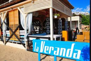 "Beach Bar & Restaurant ""LA VERANDA"" Свети Влас"