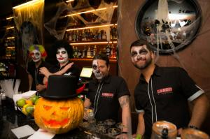 HALLOWEEN at LARGO DI SERDIKA