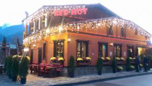 Restaurant Tavern RED HOT Bansko