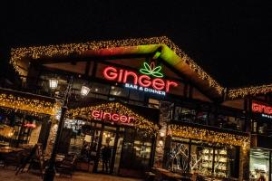 Bar & Dinner GINGER Bansko