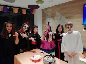 HALLOWEEN Party at ADELLA