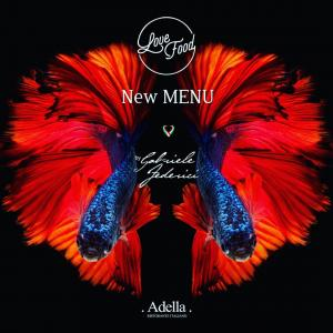 ADELLA New Menu