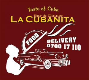 Home or office delivery of food by La Cubanita